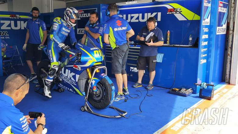 MotoGP: Video: Waters: 'An experience I'll never forget'