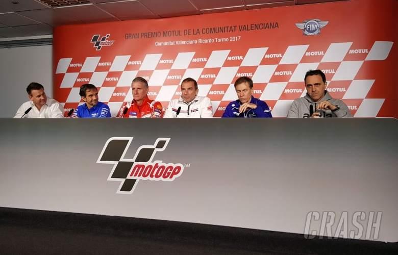 MotoGP: No electric dreams for MotoGP team bosses