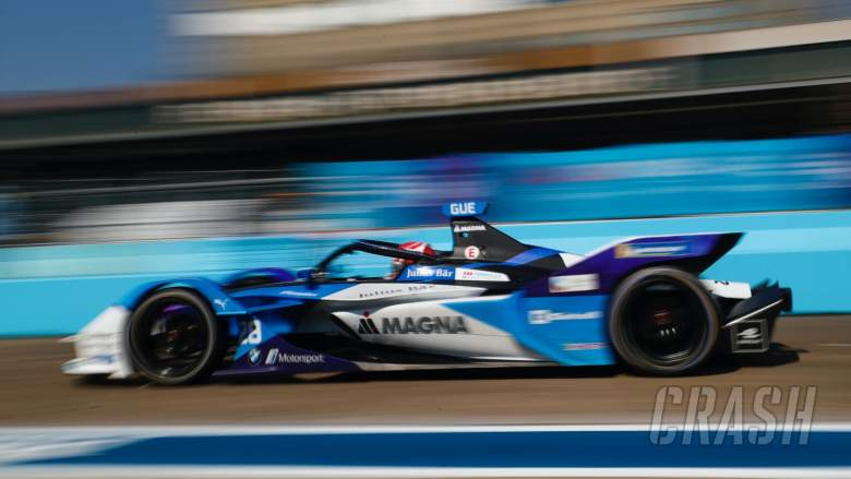 Günther seals Berlin E-Prix win after race-long duel with Vergne