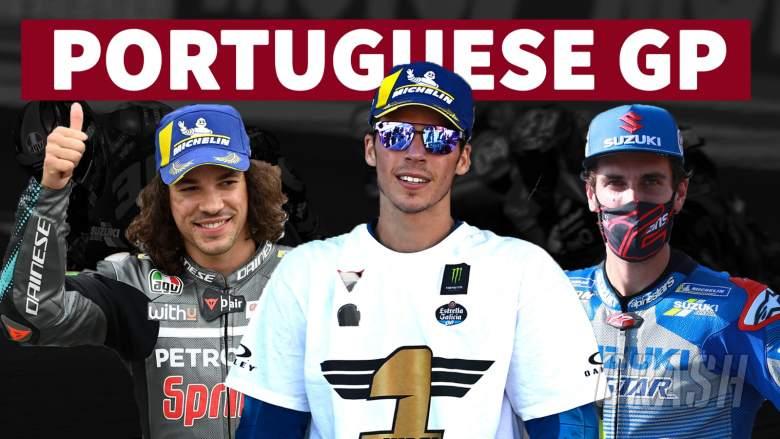 Portuguese MotoGP Preview: End of term fun but scores still to settle