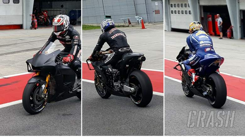 Motogp New Fairings For Honda Yamaha At Sepang Updated