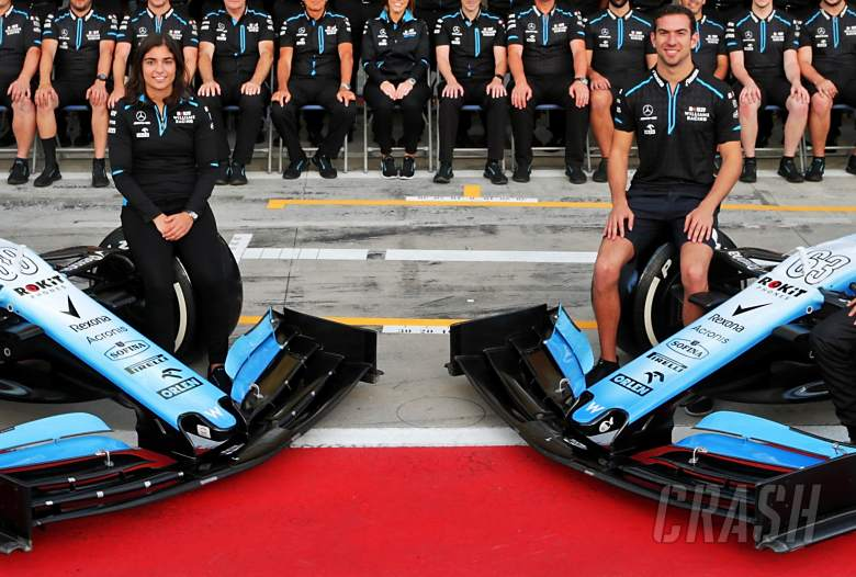 Jamie Chadwick, Nicholas Latifi, F1, Williams,