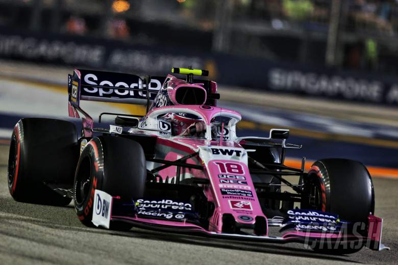 Racing Point to become Aston Martin F1 for 2021