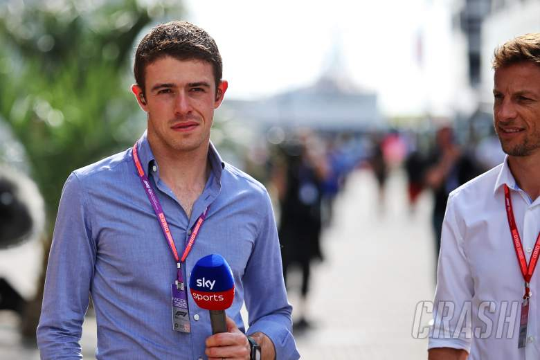 Di Resta will be McLaren's 'standby' F1 driver at Silverstone