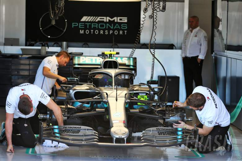 F1's cost cap could make Mercedes race in other series
