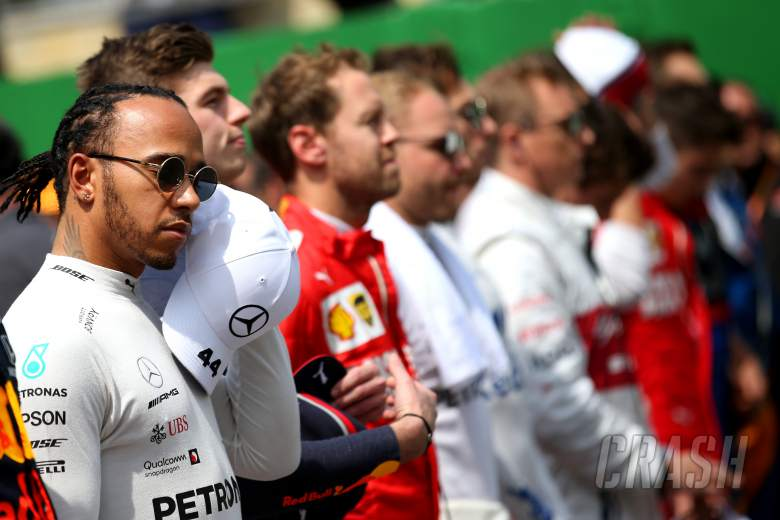 """Lewis Hamilton says diversity """"worse than ever before"""" in F1"""