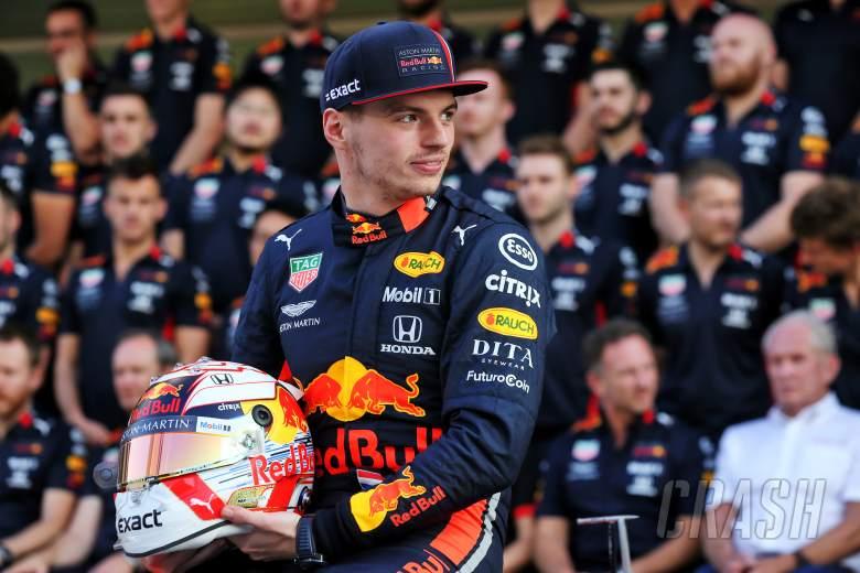 """Verstappen wants third place to """"worse-case scenario"""" in 2020"""
