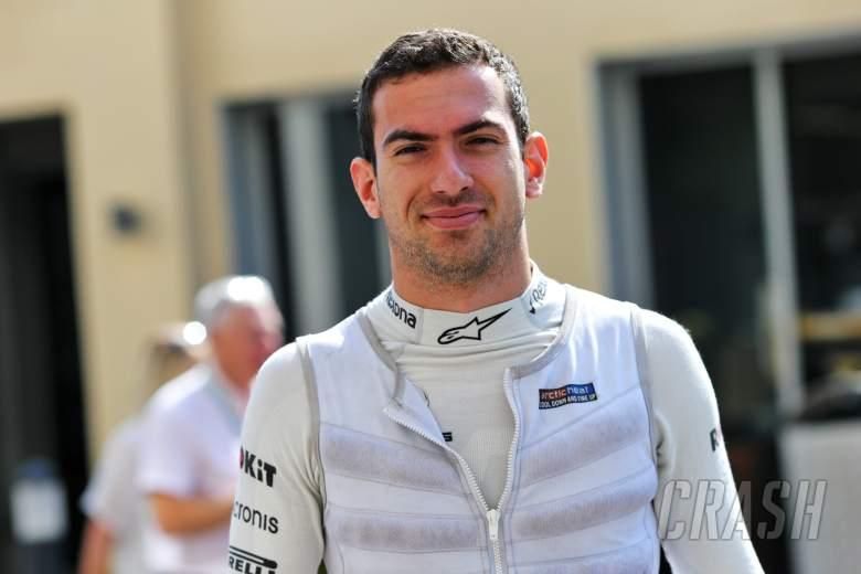 Latifi confirms F1 number choice ahead of debut season