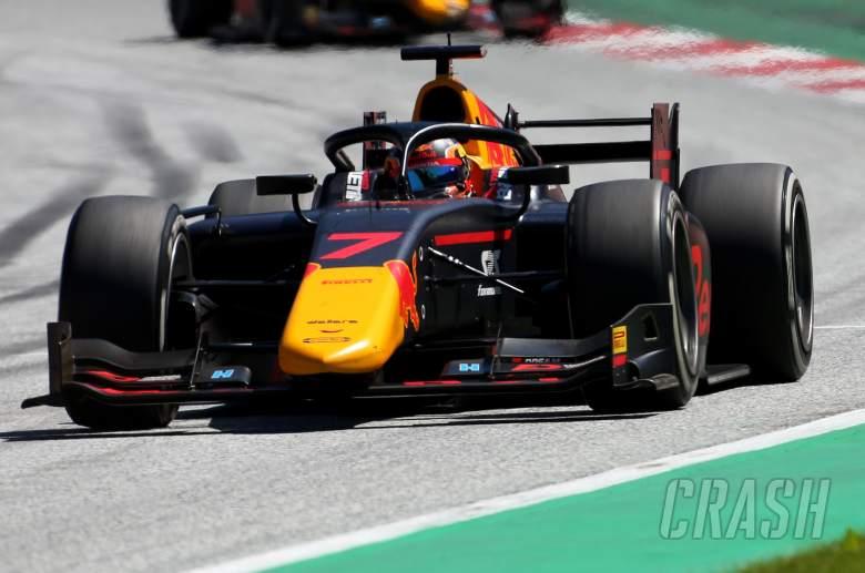 FIA F2 Austria Styrian - Qualifying Results