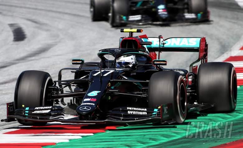 Bottas wins Austrian GP after Hamilton penalty in late race drama