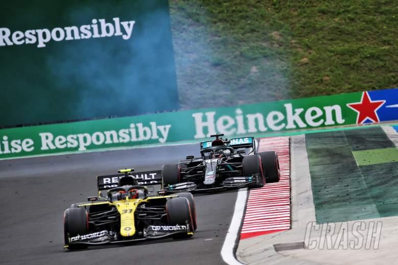 Mercedes yet to understand 'smoking' F1 engine