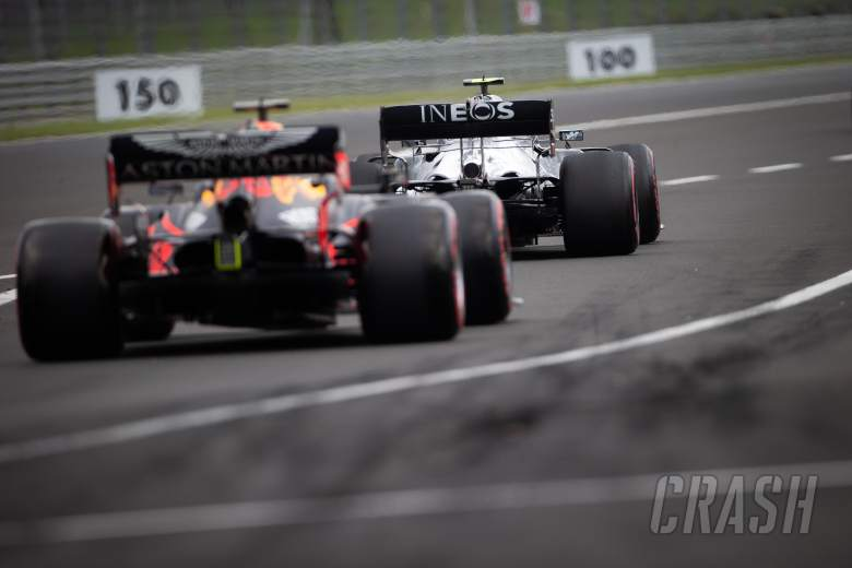 F1 Hungarian Grand Prix 2020 - Starting Grid