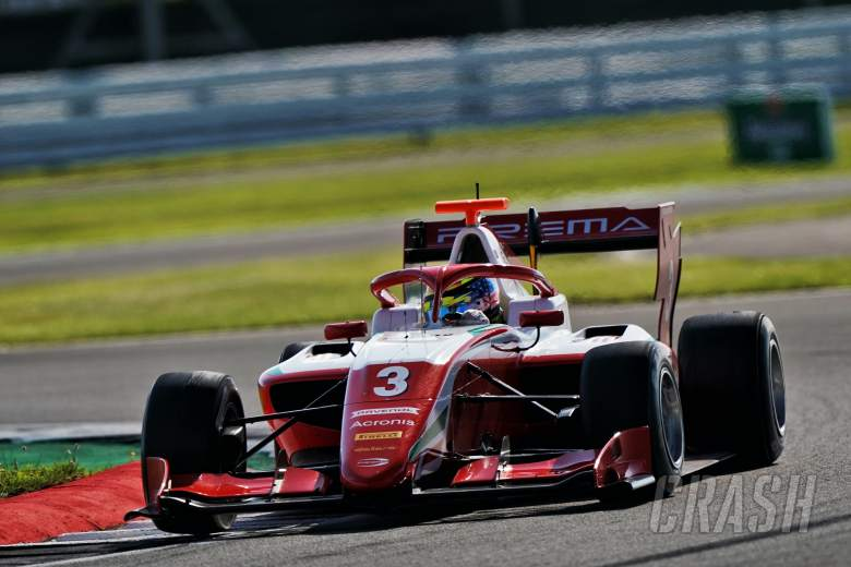 Sargeant claims maiden F3 win to take points lead