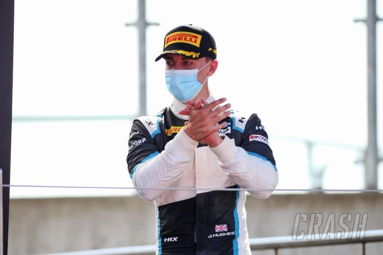 Hughes to make F2 debut in Sochi as Alesi replaces Matsushita