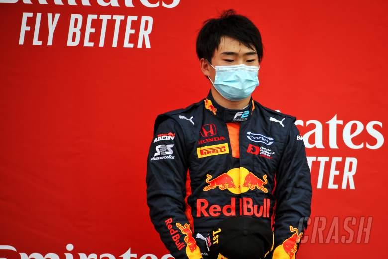 Tsunoda to get AlphaTauri F1 run in Abu Dhabi test