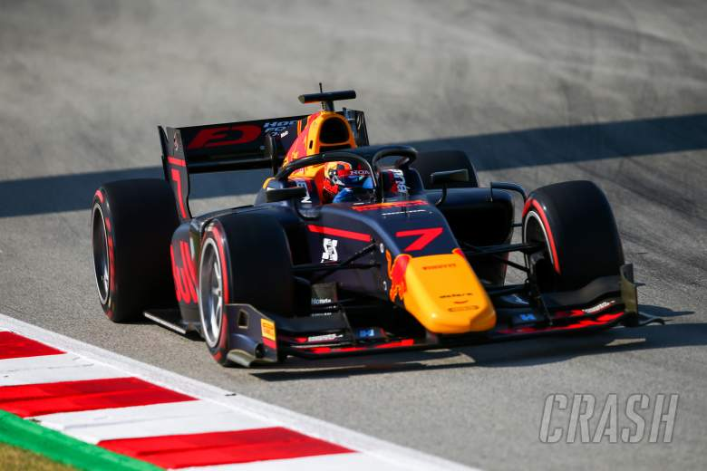 Tsunoda claims Belgium F2 victory after Mazepin penalty