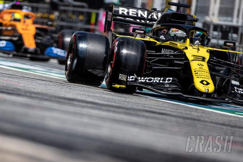 F1 Spanish Grand Prix 2020 - Starting Grid
