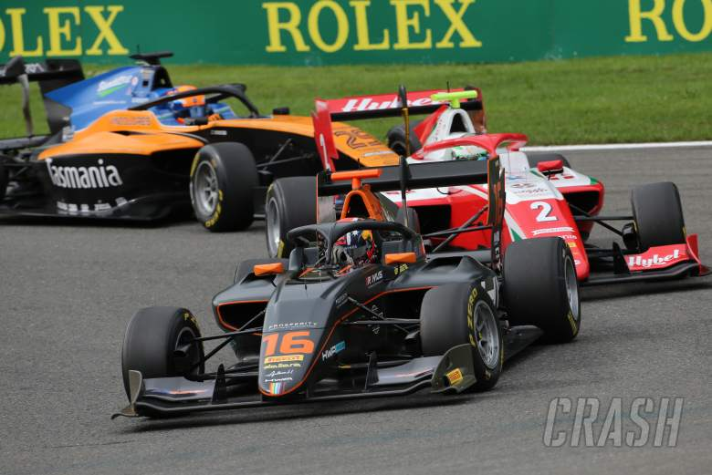 FIA F3 Italy - Qualifying Results