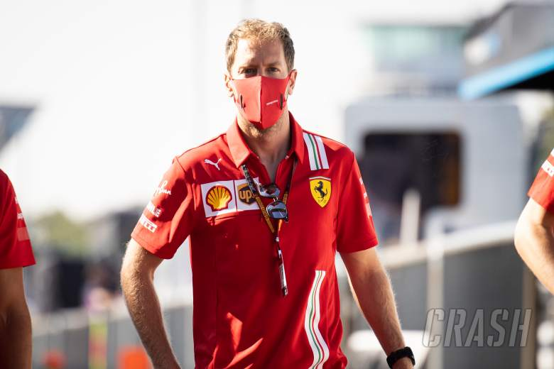 Vettel hopes Ferrari 'can be back to normal' at home F1 race