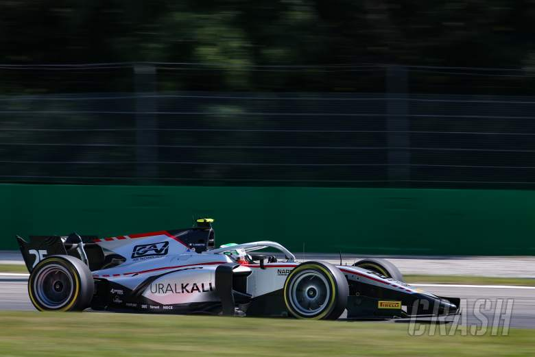 FIA F2 Italy - Feature Race Results