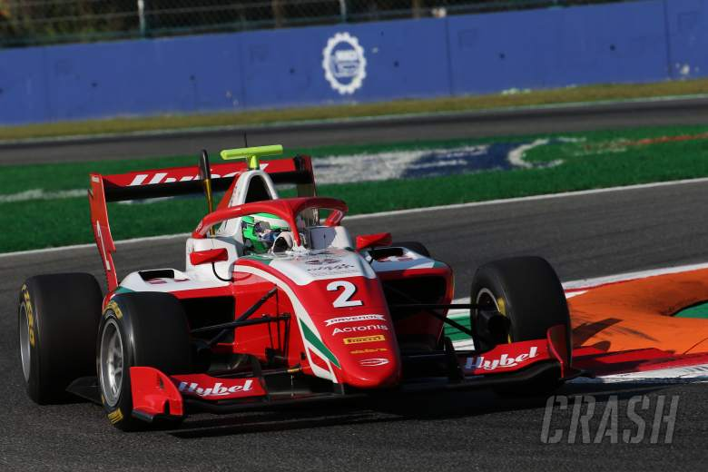 Vesti charges to F3 victory at Monza, Prema crowned champions