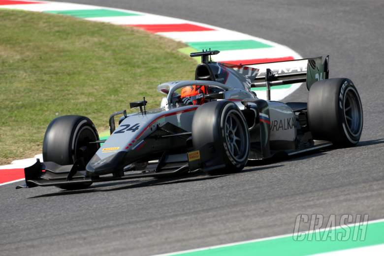 Mazepin claims sensational F2 victory from 14th on the grid at Mugello