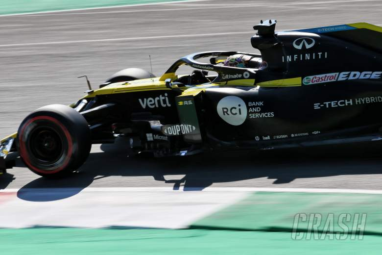 F1 Tuscan Grand Prix 2020 - Qualifying Results