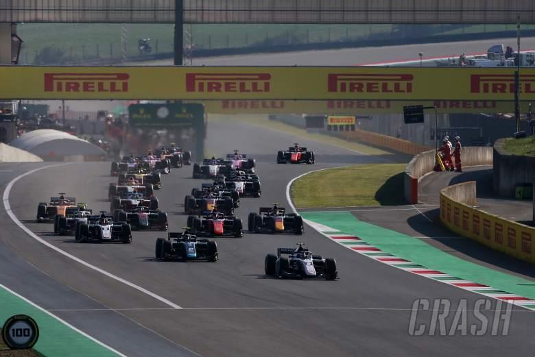 Formula 2 announces new format for new triple-race 2021 programme