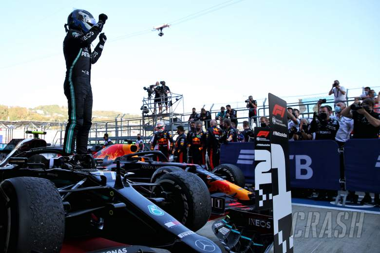 F1 World Championship points standings after Russian GP
