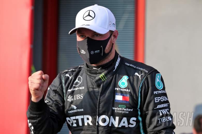 "Bottas ""had the shakes"" after beating Hamilton to Imola F1 pole"