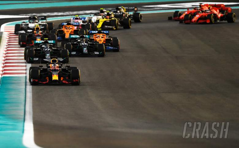 New faces, names and rules - What's changing for the 2021 F1 season?