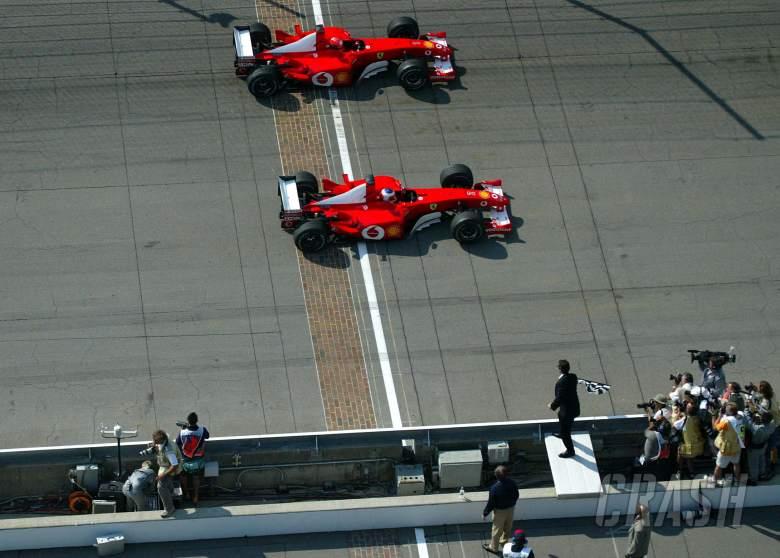 5 closest races in F1 history