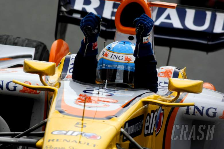Could a Alonso-Renault F1 reunion really happen?