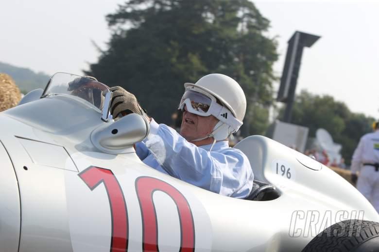 Sir Stirling Moss,
