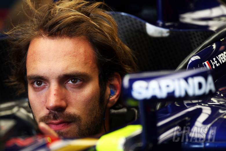 JEV reflects on F1 stint: 'For three years, I was not smiling'