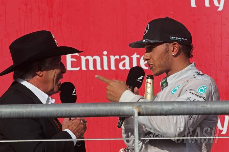 Lewis Hamilton, Mario Andretti