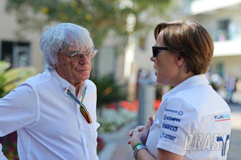 Ex-F1 boss Ecclestone not behind takeover - Williams
