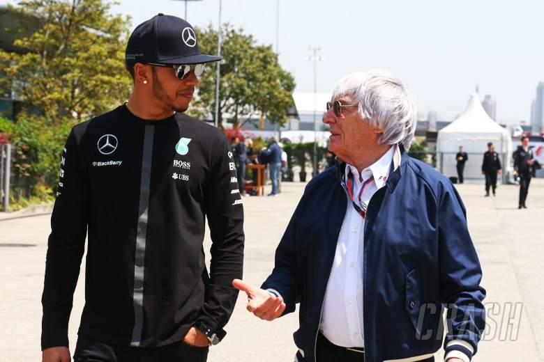 Berita F1: Ecclestone Tuduh BLM Mendompleng Nama Hamilton ...