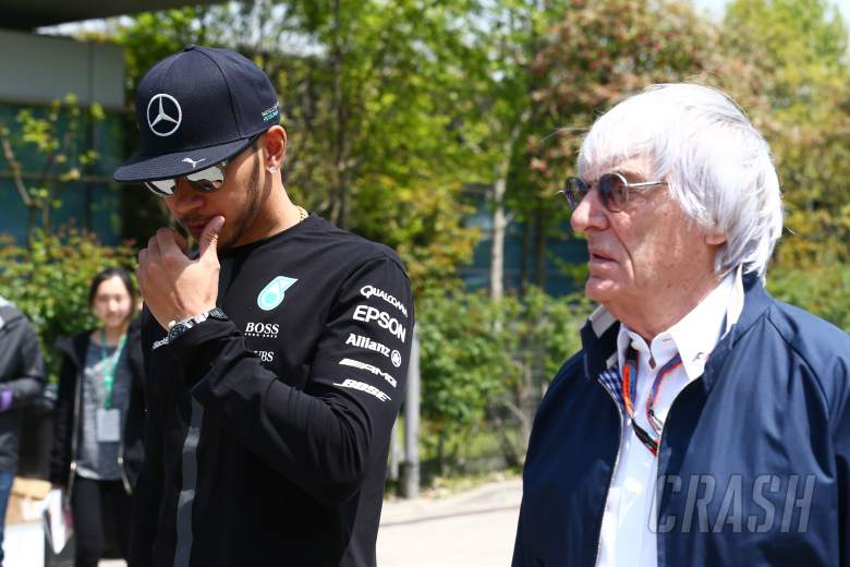 F1 distances from Ecclestone after controversial comments on racism
