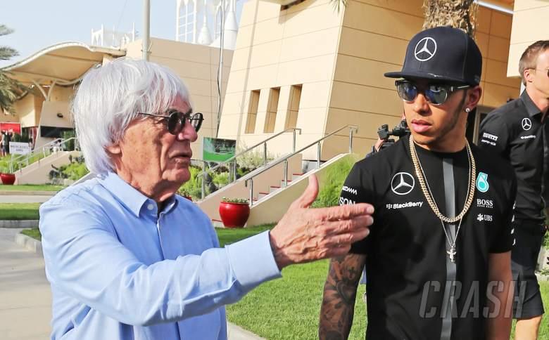 Hamilton condemns Ecclestone for 'ignorant, uneducated' racism comment