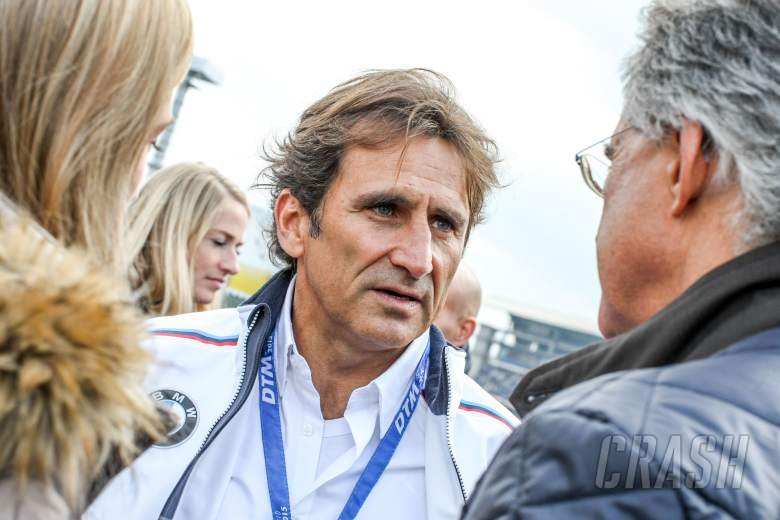 Alex Zanardi seriously injured again in handbike accident