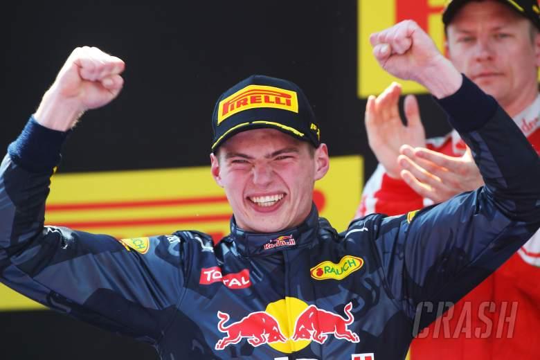 Max Verstappen, 2016 Spanish Grand Prix, Red Bull,
