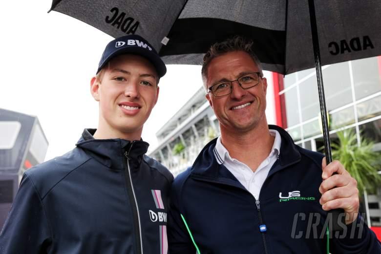 David Schumacher, Ralf Schumacher, F3,
