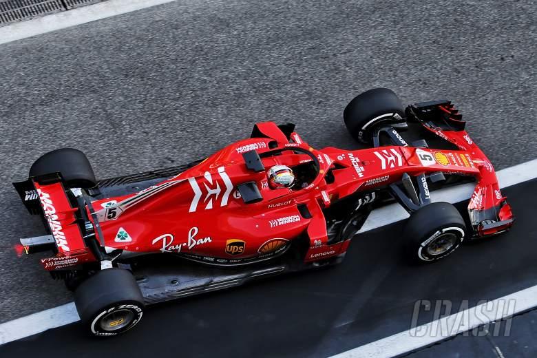 Ferrari to test 2018 F1 car at Mugello on Tuesday