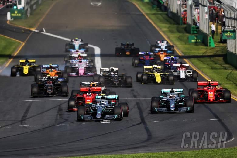 "Australian GP ""going ahead"" despite coronavirus fears"