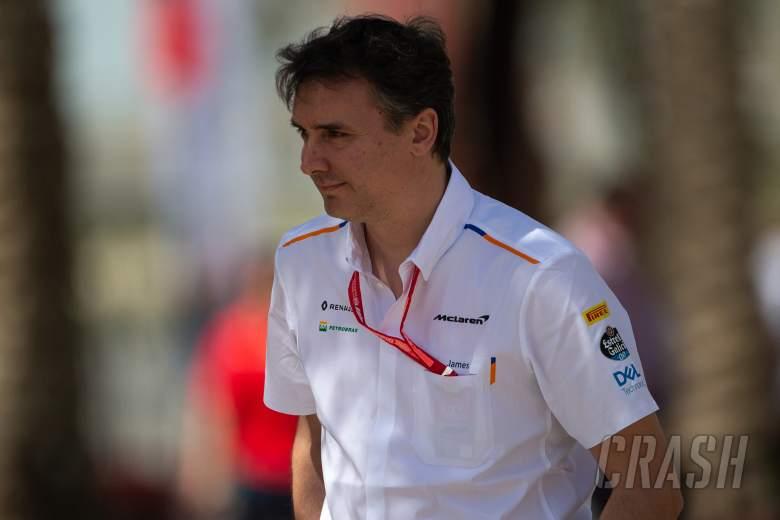 James Key, McLaren, F1,