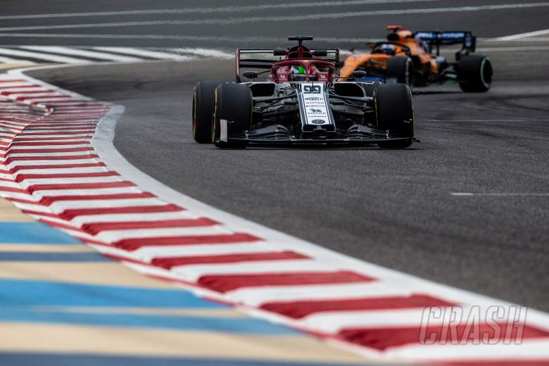 F1 pre-season testing set to be cut to three days in 2021