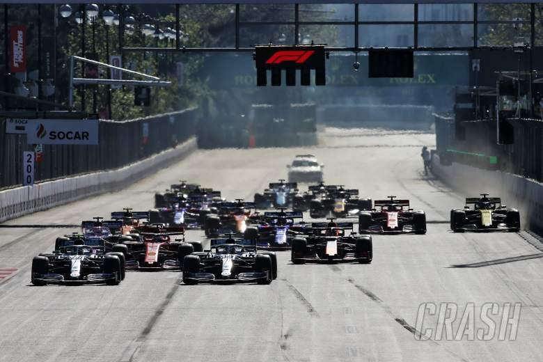 Azerbaijan GP latest F1 race to be postponeddue to COVID-19