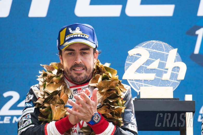 Alonso had 'massive' impact on WEC, says series chief