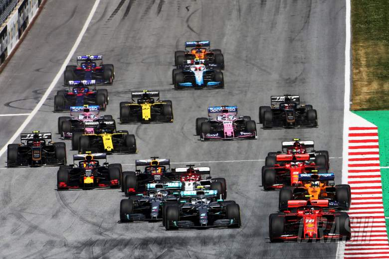"F1 ""increasingly confident"" about staging 2020 season"